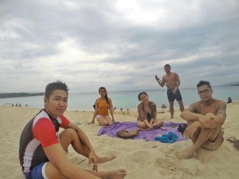 My friends. :)