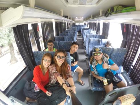 Bachelor Bus Line ftw! 👍